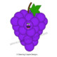 Purple Clip Art - Color Clipart Series Set 6