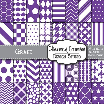 Purple Digital Paper 1018