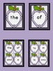 Purple Dot Apple Fry First 100 Sight Word Flashcards and Posters