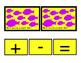 Purple Fish How Many Math Addition Numbers To 10 Printable Cards 3pgs