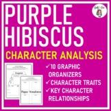 Purple Hibiscus Character Analysis