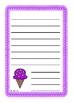Purple Ice Creams Worksheets