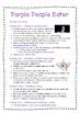 Purple People Eater – Listen, Draw, Write!  (A4)