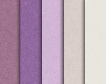 Purple Petal Textures Paper, Purple, Petal, Set #288