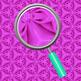 Purple Satin Backgrounds / Digital Paper Clip Art Set for Commercial Use