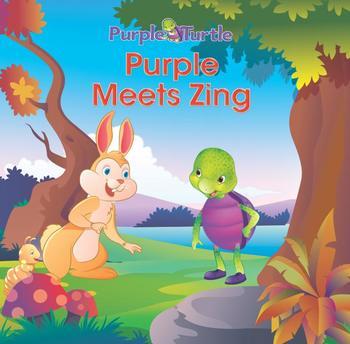 Purple Turtle: Purple Meets Zing