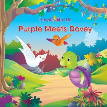 Purple Turtle Stories: Purple Meets Dovey