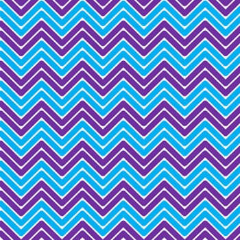Digital Papers - Purple and Blue Double Chevron