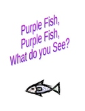 Purple fish, purple fish short story
