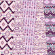 Seamless Purple aztec Digital Paper arrows tribal patterns scrapbook background