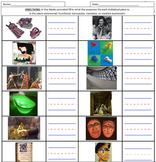 Purpose of Art Worksheet