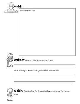 Purposeful Homework: Reading/Engineering Process