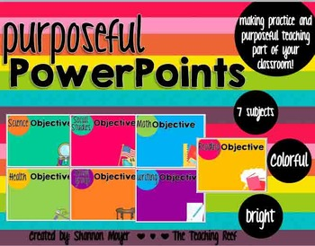 Purposeful PowerPoint