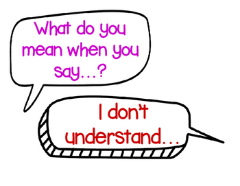 Purposeful Talk (Accountable Talk)  Posters and Desktop Resource