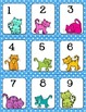 Counting Cards  (Cat Themed)