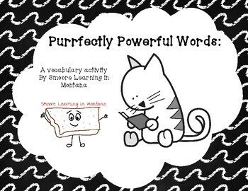 Purrfectly Powerful Words