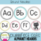 Purrrfect Cats Series - Cats & Alphabet Word Wall Set