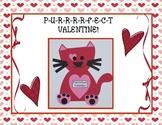 Purrrrfect Valentine Craft (Kitten) ECONOMY version