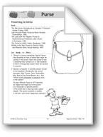 Purse (Make Books with Children)