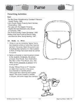 Purse (Make Books with Children)