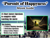 Pursuit of Happyness Movie Guide (2006) - Movie Questions