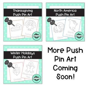 Push Pin Art ENDLESS Bundle