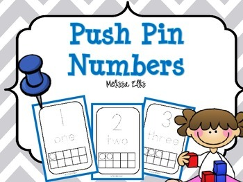 Push Pin Numbers