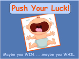 Push Your Luck Review Game (flipchart)