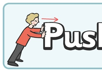 Push and Pull Display Banner