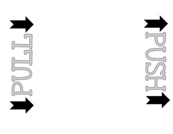 Push and Pull Foldable