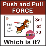 Push and Pull Sort Cards