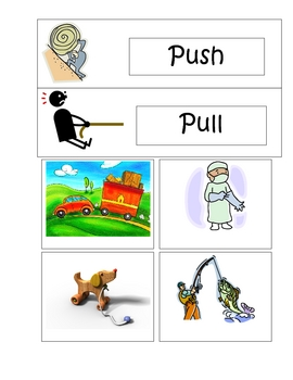 Push and Pull Sort