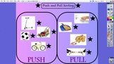 Push and Pull Sorting