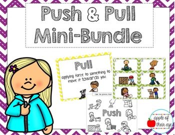 Push and Pull Sorting Activity