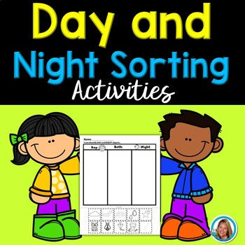 Day And Night Worksheets Teaching Resources Teachers Pay Teachers