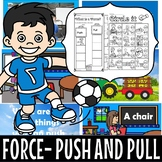 Push and pull forces sort(50% off for 48 hours)