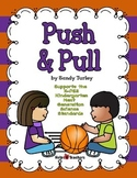 NGSS Kindergarten-PS2-1:  Force and Motion: Push and Pull/Distance Learning