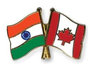 Push to Nationhood: A Comparison Between Canada and India