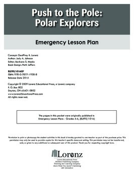 Push to the Pole: Polar Explorers