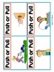 Pushes and Pulls Next Generation Science Standards K-PS-2-1