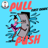 Pushes vs Pulls| a Force of Motion| Pushes and Pulls Lesso