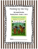 Pushing Up the Sky CCSS Comprehension Booklet Reading Street Unit 3