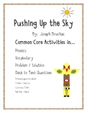 Pushing Up the Sky Common Core Activities