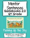 Pushing Up the Sky- Mentor Sentences- Guidebooks 2.0