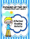 Pushing Up the Sky  Reading Street 3rd Grade Partner Read