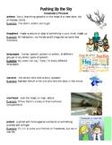 Pushing Up the Sky Reading Street Vocabulary