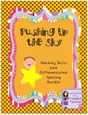 Pushing Up the Sky Reading and Spelling Bundle (Scott Foresman Reading Street)