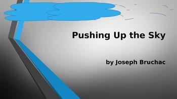 Pushing Up the Sky, Scott Foresman Reading, Third Grade