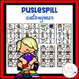 Puslespill - Antonymer