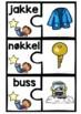 Puslespill - Dobbel konsonant
